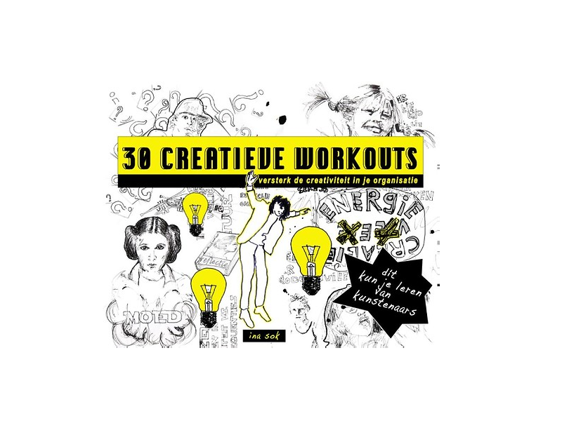 30 Creatieve workouts - Ina Sok